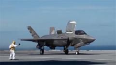 首战次日就坠毁?F-35B坠毁的原因是什么
