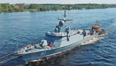 """俄22800型护卫舰:""""小钢炮""""有""""大能量"""""""
