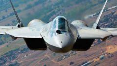 苏-57隐身战机将载高超音速导弹 比音速快10倍
