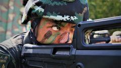 酷圖來襲:帶你領略武警特戰隊員風采