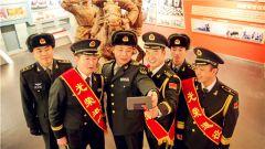 青春汗洒红军团 退役扬帆新征程