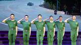 男声小组唱《什么都不说》