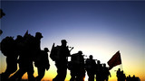 12月15日至17日,武警陕西总队执勤支队组织200余名新兵进行为期三天的野营拉练。