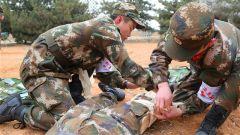 武警平凉支队:让后勤保障的靶心精准对向战场
