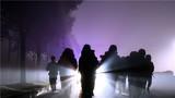 """2018年12月21日,武警广西总队崇左片区""""魔鬼周""""极限训练在广西崇左某山林地展开。来自南宁、崇左、钦州、北海、防城港等5个单位近200余名特战队员集结参训。"""