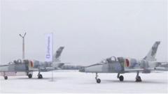关注俄乌刻赤海峡摩擦 俄罗斯战机抵达克里米亚