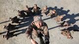 有线兵专业训练。