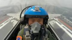 【改革先锋风采】中国航母着舰第一人:戴明盟