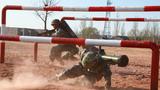 进行单兵综合演练,加强短板补足,以达到着眼实战练兵打仗的训练目的。