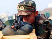 武警北京总队新兵团九大队首次实弹射击优秀率创纪录