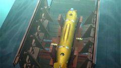 """俄""""波塞冬""""核动力无人潜航器水下测试"""