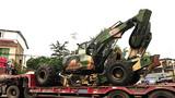 《军地融合,助力重装投送快捷高效》。探索运输投送保障新模式,采取公开招标的方式,租用地方物流车辆实施运力配送支援,有效提高了战时运输保障能力。