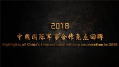 2018中国国际军事合作亮点回眸