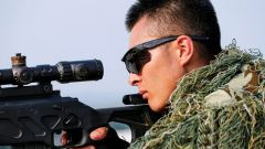 狙击兵王是这样铸就的
