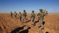 关注叙利亚局势 美国撤军 各方增兵曼比季