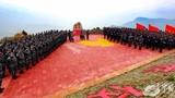 执行任务期间战斗宣誓。