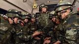 支队积极组织全体官兵收听收看庆祝改革开放40周年大会。