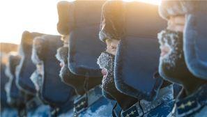 冬訓|北部戰區空軍極寒條件下礪兵