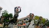 侦察分队通过摔打磨炼提升战斗素养。(张国祥 摄)