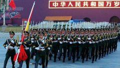 武警部队举行晋升少将 警衔仪式