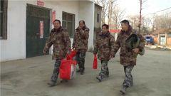 河南桐柏:退役军人扶贫帮困送温暖