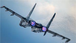 战鹰出击 北部战区空军航空兵某旅新年开训