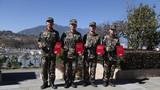 2018年12月,武警大理支队官兵在军事训练大比武中喜获荣誉。