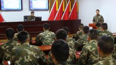 武警上海总队执勤第七支队军事干部骨干集训
