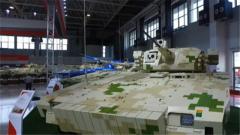 VN17履带式步兵战车:能防能跑的陆战之星
