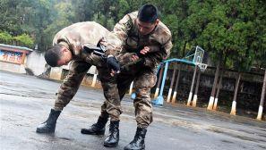 桂林联勤保障中心开启新年练兵备战