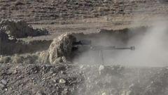 高原突击  西藏军区多兵种协同进攻演练
