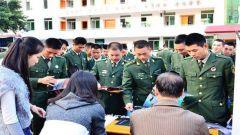 陜西省吳堡縣充分利用退伍老兵人才資源 擇優選聘任用