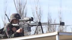 射术大比拼 国产九种枪型悉数亮相