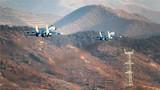 1月8日,北部战区空军航空兵某旅进行实战化训练,战机低空穿越山谷照震撼登场。歼击机在怪石嶙峋的山谷间穿越飞行,这场景太帅气了!