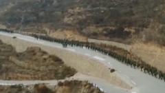 武警:实战化训练 全面提升部队打赢能力