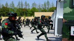 武警部队:擦亮忠诚卫士底色 担当时代使命任务