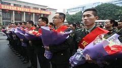 """中国第21批援赞军医组荣获""""国际合作勋章"""""""