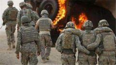 叙曼比季爆炸美士兵或伤亡