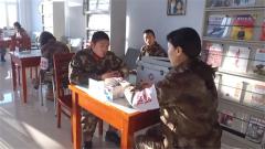 巡诊北疆哨所 情暖边防官兵