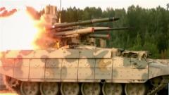"""""""死亡联合收割机""""出场 BMPT坦克支援战车战力惊人"""