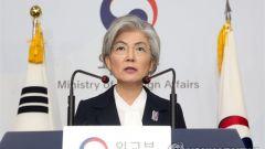 韩外长就朝美谈判及无核化问题表明立场