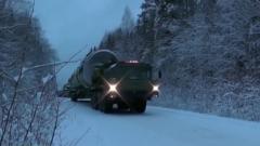"""俄年内部署首个""""先锋""""高超声速导弹团"""