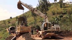 刚果(金):我维和工兵紧急修复受损桥梁