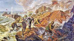 我军首次陆海空三军联合作战:两小时解放一江山岛