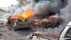 叙利亚北部爆炸致包括美军士兵在内的30多人伤亡
