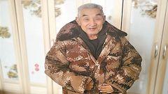 """""""最美退役軍人""""吳洪甫: 遲來的榮譽溫暖的心"""