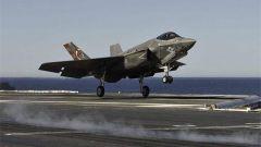 专家:F-35C战机正式服役时间或将提前