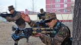近日,一场维稳处突的突发演练有效检验了特战官兵应急处突的反应能力。