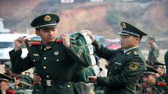 武警部队11万余名新兵结束集训奔赴战位