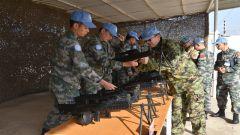 第17批赴黎巴嫩维和部队通过联合国装备暨战备核查
